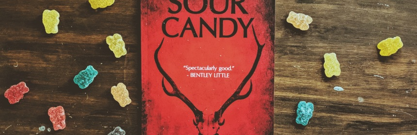 Sour Candy book