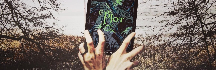The Plot graphic novel
