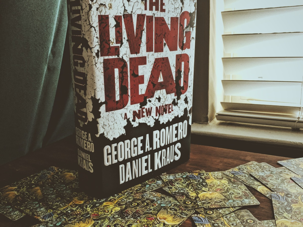The Living Dead book