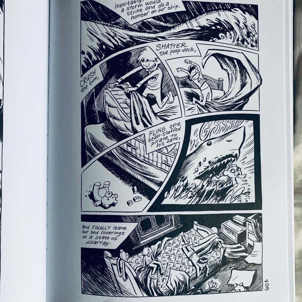 blankets graphic novel