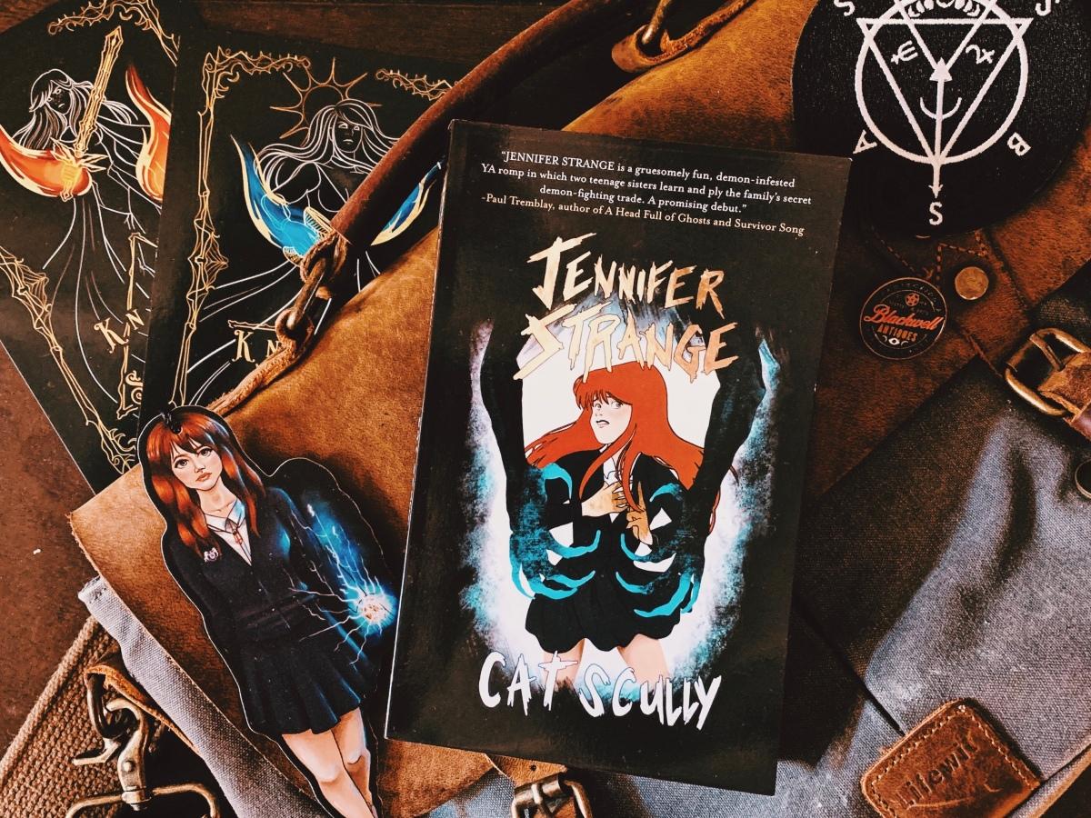 Jennifer Strange book