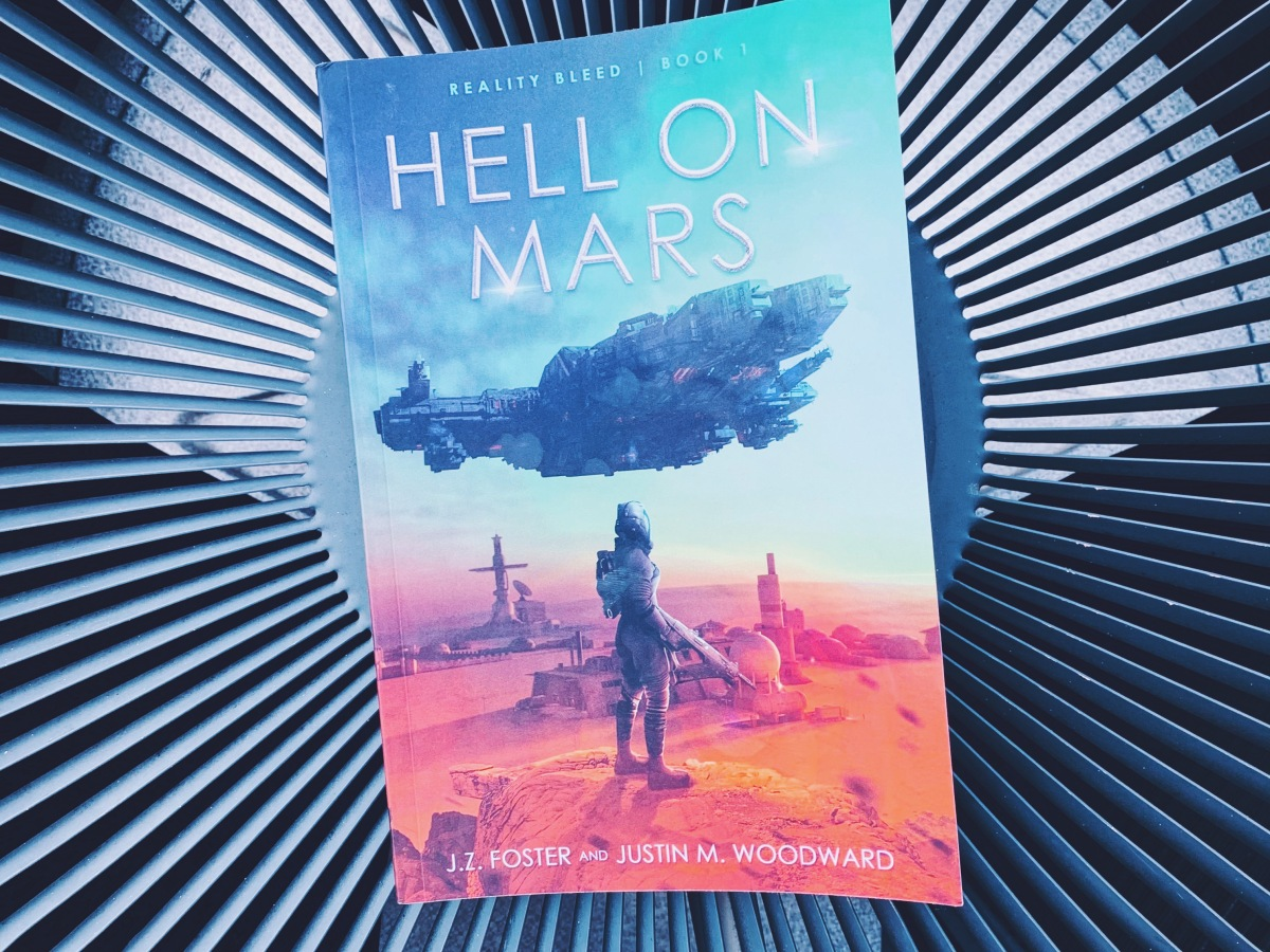 Hell on Mars book