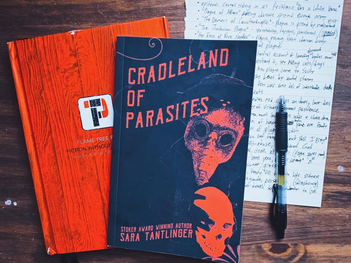 Cradleland of Parasites