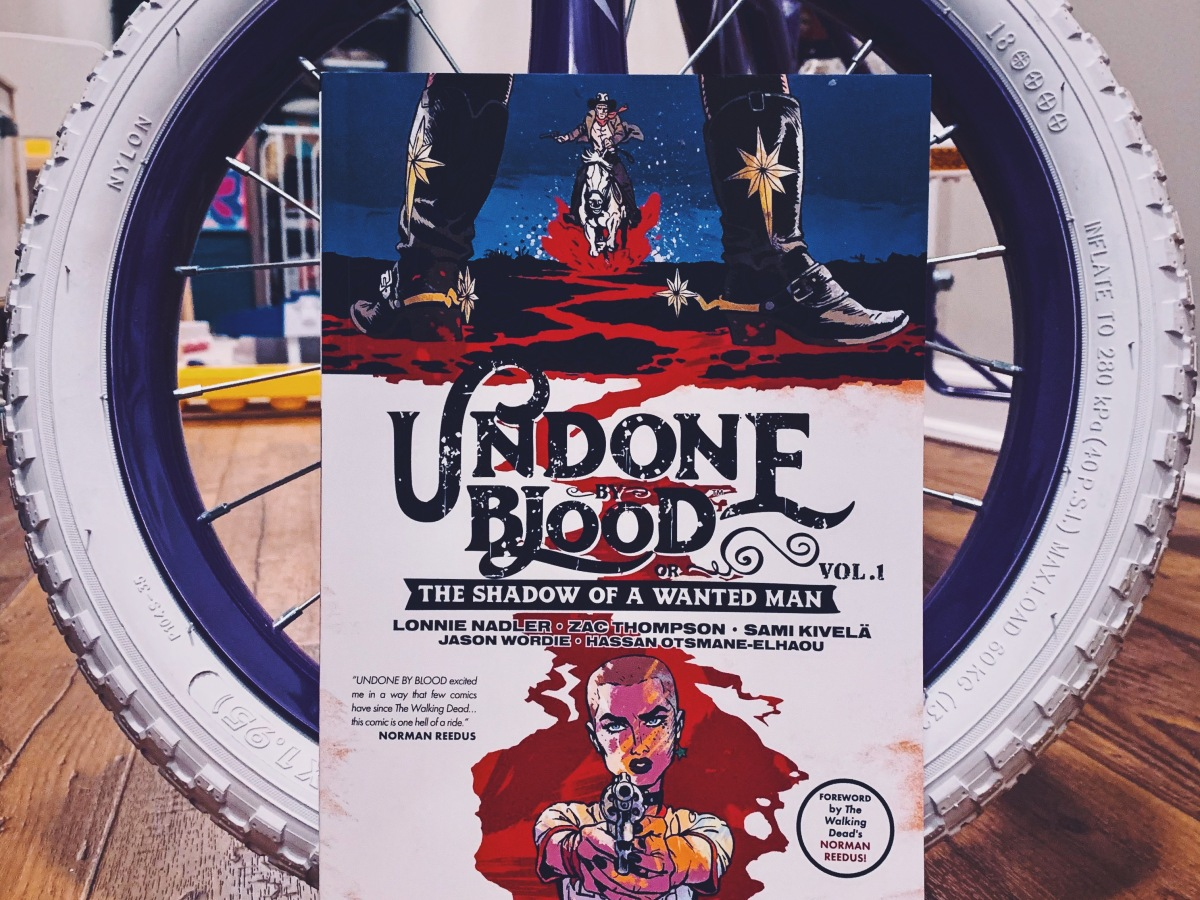 Undone by Blood review