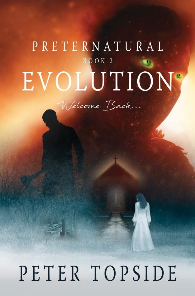Preternatural Evolution book cover