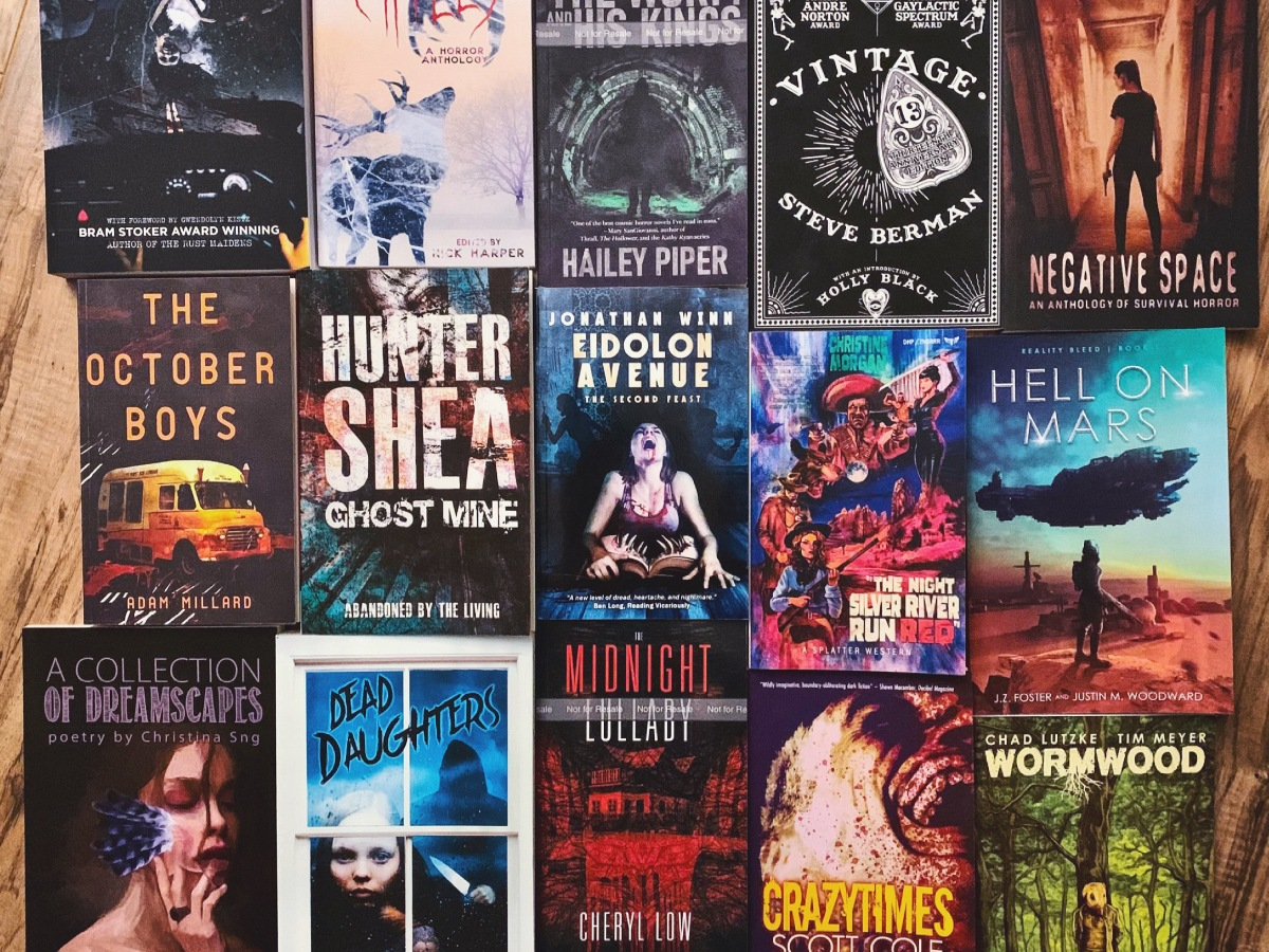 Best Indie Horror Publishers