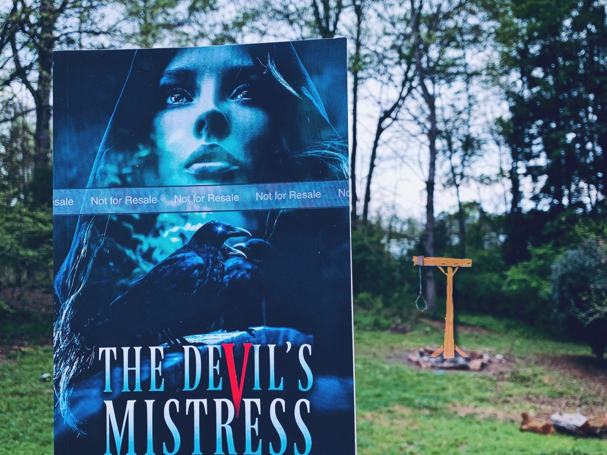 The Devil's Mistress David Barclay