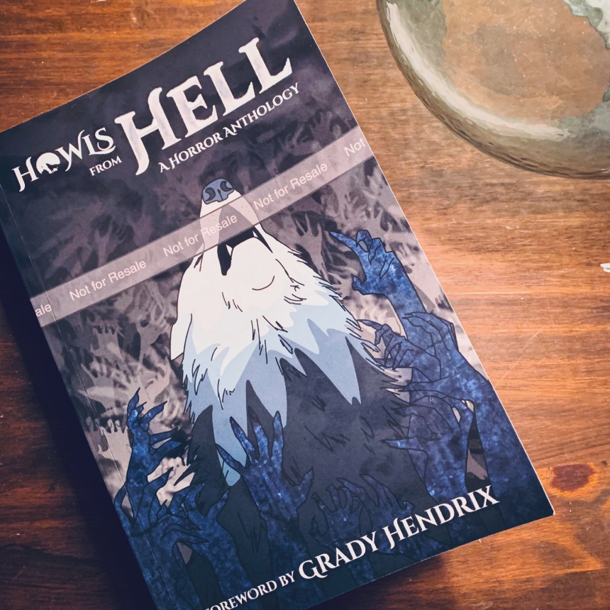 Howls from Hell book cover