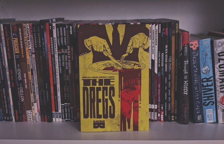 The Dregs comic