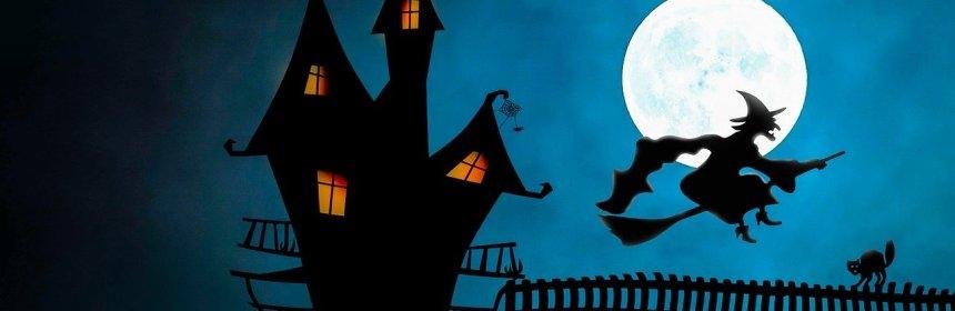 scariest witch books