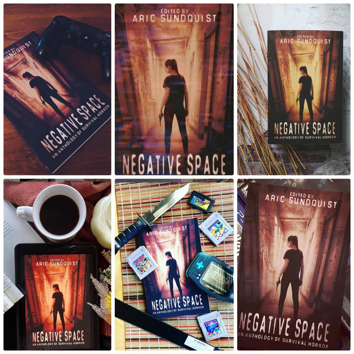 Negative Space horror anthology